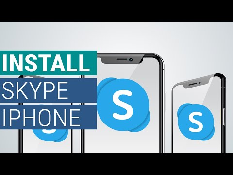 How To Install Skype On iPhone Tutorial
