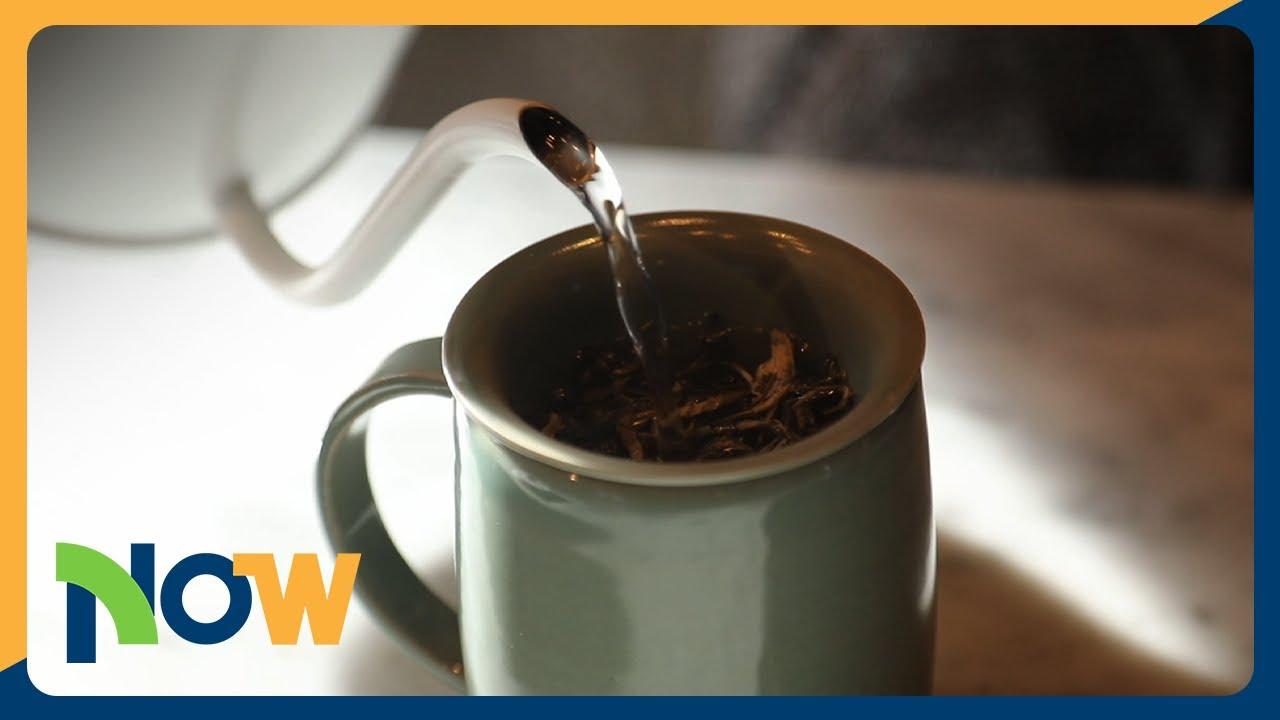 [NOW] Art of Drinking Tea for Mindfulness (일상의 마음챙김: 차)