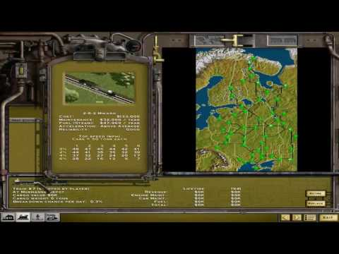 Railroad Tycoon 2 Platinum - 21 - Second Century: Mother Russia