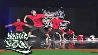 BOTY 2007 KOREA PRELIMINARY - SOUL STEAL CREW - SHOWCASE [OFFICIAL HD VERSION BOTY TV]