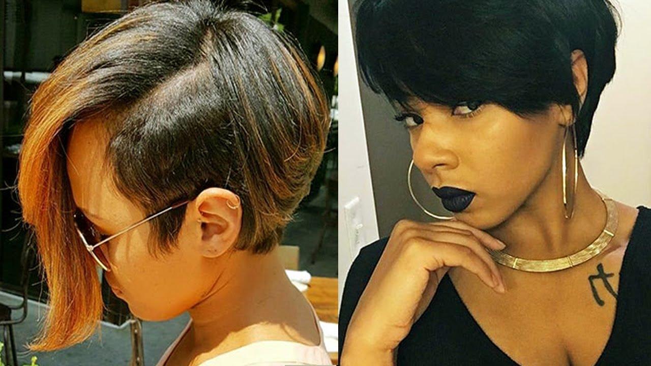 Short Haircuts For Black Women 2017 Black Women S Haircuts