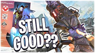 They nerfed the Peacekeeper.. AGAIN.. (Apex Legends PS4)