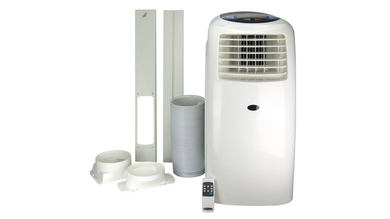 12K BTU Portable Electric AC | Soleus X PH3 12R 03