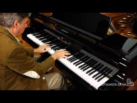 Used Kimball Bosendorfer Semi Concert Grand Piano for Sale - Living Pianos