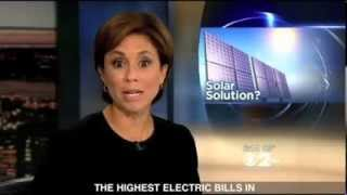 Repeat youtube video CBS News OnForce Solar offers homeowners solar for no money out of pocket