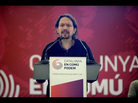 """""""El voto a Xavi Domènech y a Catalunya En Comú Podem es el voto por la reconciliación"""""""