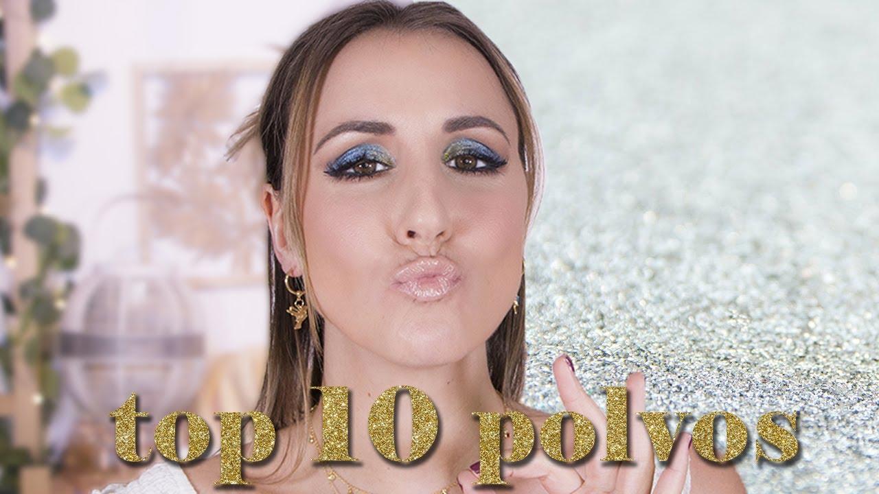 Mis 10 polvos favoritos - Low cost, alta gama, para pieles secas, mixtas, eliminar poros...Fantasía!