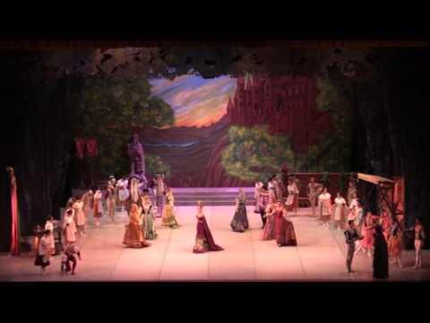 Ballet Nac Cuba - Swan Lake Act I