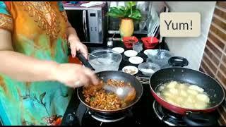 Arbi Ki Masaledar Chatpati Sabzi | अरबी की मसालेदार सब्जी