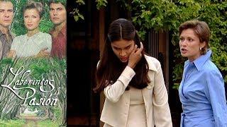 Laberintos de Pasión - C-18: Julieta le pone un alto a Alejandra | Tlnovelas