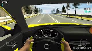 Racing in car 2 - Yellow Car (20X Score) -- Game Review screenshot 5