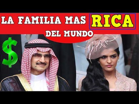La familia mas rica del mundo