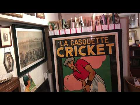 "Cricket Art - ""Virtual Exhibition"" - 2018"