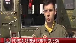 Heróis CM 2014 - Força Aérea Portuguesa