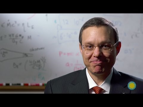 A Profile of Astrophysicist Avi Loeb