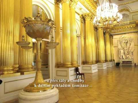 Petrohrad  Ermitáž