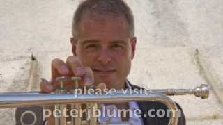 Tico Tico / La Virgen de la Macarena -- on the Trumpet, using 3 octaves!