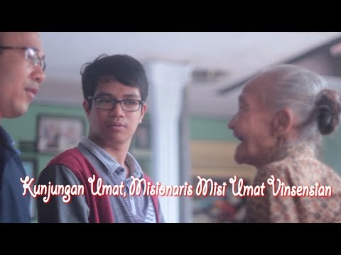 Eye on the Sky (a song inspired by Mother Teresa). Kunjungan Misionaris Misi Umat Vinsensian.
