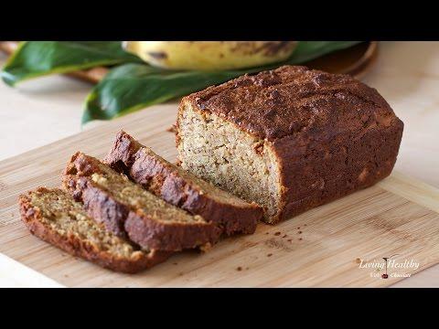 Paleo Banana Bread (grain/gluten/dairy-free)