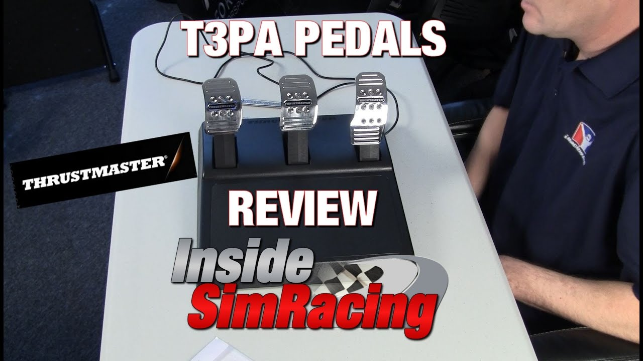 Thrustmaster T3PA Pedal Review | PS4 Racing Wheel Pro
