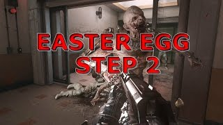Callofduty Advanced Warfare Exo Zombies Easter Egg Step 2 (Bill Paxton