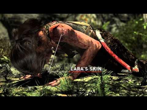 Tomb Raider Definitive Edition Gameplay The Definitive Lara Trailer