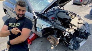 უხეში რეალობა - BMW კოპარტიდან! - რეალური სურათი!