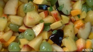 Tropical Stone Fruit Salad Recipe ~ Noreen's Kitchen