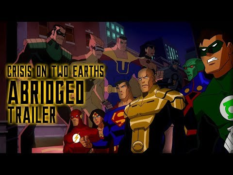 Crisis on Two Earths Abridged Trailer