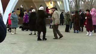 За четыре моря,,Народные танцы,парк Горького,Харьков!!!
