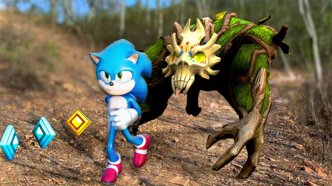 Sonic Temple Run