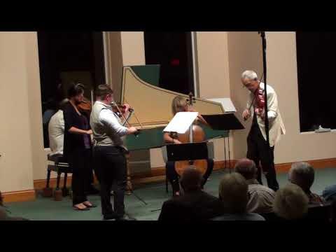 FARINA Capriccio stravagante for Strings and Harpsichord - Music From Angel Fire mp3