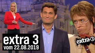 Extra 3 vom 22.08.2019
