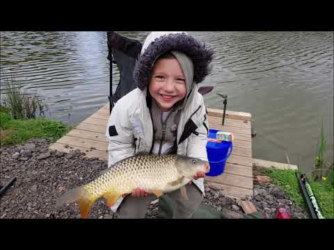 Carp Fishing At Aston Park Fisheries