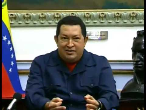 Mensaje del Presidente Hugo Chávez al pueblo venezolano (08 de diciembre de 2012)