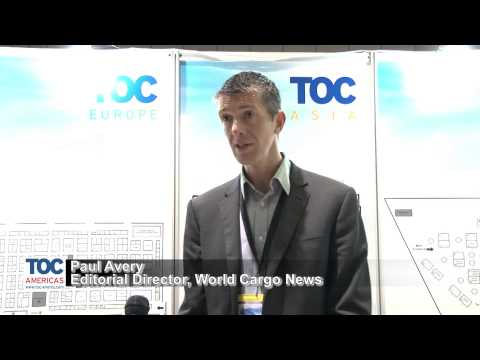 World Cargo News at TOC Americas 2014