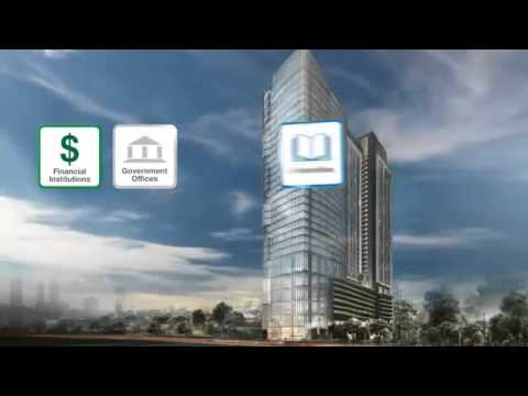 The Gateway Phnom Penh, Cambodia | Grade 'A' Office & Residential For Sale