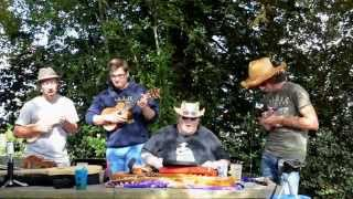 the pogues dirty old town ukulele cover