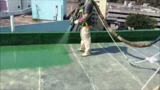 Pentens Pure Polyurea Spray Coating System