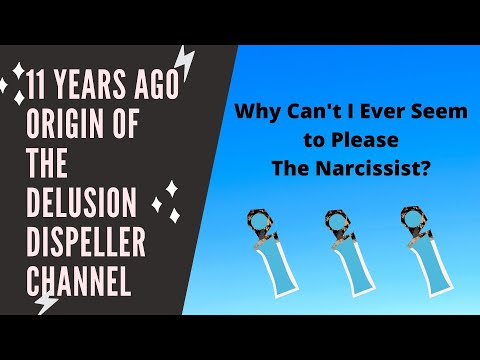 Why Isn't the Narcissist EVER Content?