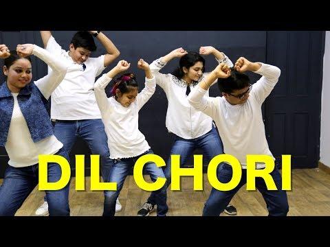 DIL CHORI | Beginner Dance Choreography | Yo Yo Honey Singh | Bollywood Dance | Easy Dance Steps