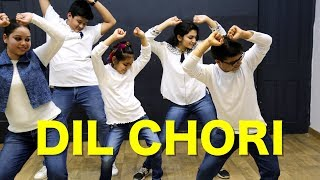 DIL CHORI , Beginner Dance Choreography , Yo Yo Honey Singh , Bollywood Dance , Easy Dance Steps