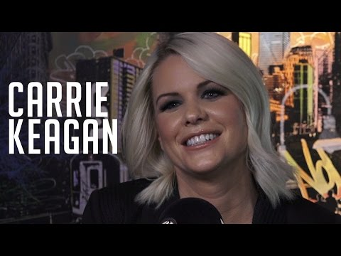 Carrie Keagan talks new book, getting fired on Celebrity Apprentice and how her vagina saved a life!