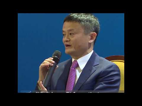 Alibaba's Jack Ma: nobody can stop globalization