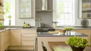 Kitchen Design Ideas - Yellow Color Scheme Ideas