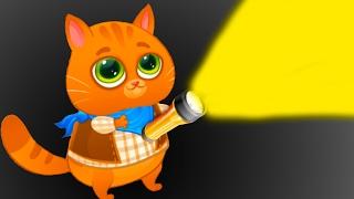 - СТРАШИЛКИ КОТЕНКА БУБУ 56 Ужасы с Котиком и встреча Макса и Мисс кошечки Катя ПУРУМЧАТА
