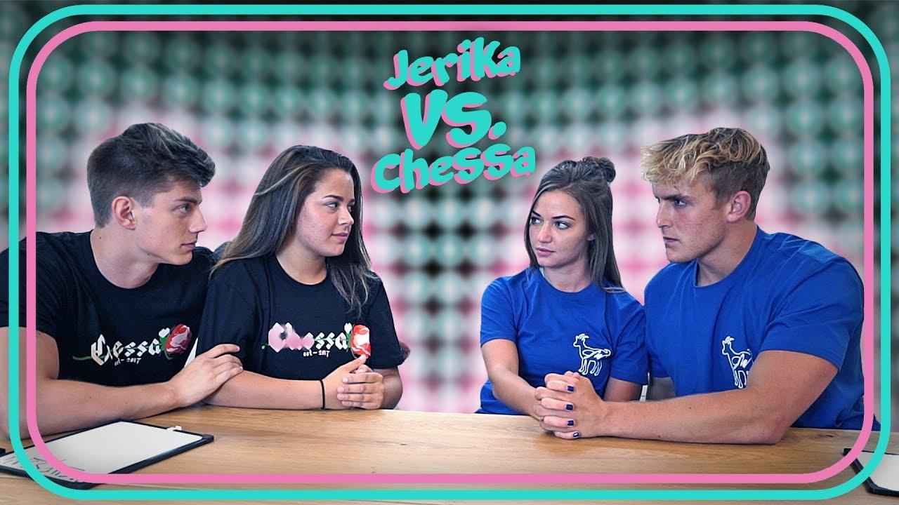 Married Couple Battle Game Jerika Vs Chessa Youtube