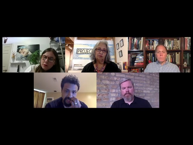 Outsider Connections, A Virtual Panel Discussion