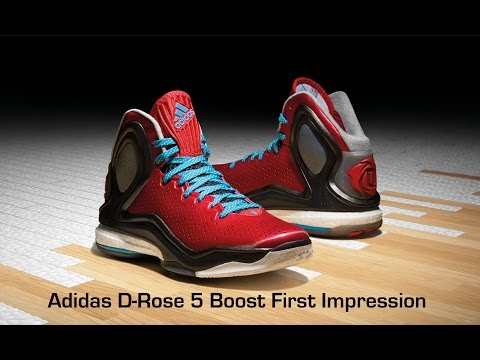 Adidas D Rose 5 Boost First Impression | Kicksologists.com