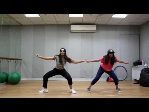 Zumba Choreography - Let The Music Play By Shamur